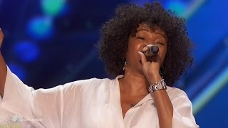 Americas Got Talent 2016 Ronee Martin 62 Y.O. Singer's 2nd Chance Full Audition Clip S11E04