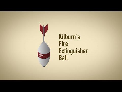 Kilburn's Fire Extinguisher Ball