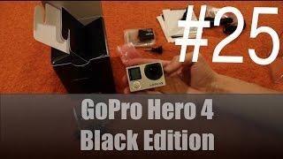 GoPro Hero інструкція - Розпакування GoPro Hero 4 Black Edition розпакування - #25