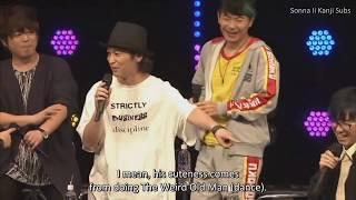 [ENG SUBS] How Yamashita Daiki stays cute and Toriumi Kousuke becomes The Weird Tori-san