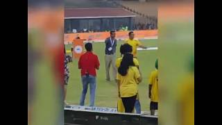 Dhoni in TNPL Opening Ceremony Fans Gone Crazy | MSD | MS Dhoni