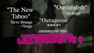Whatever Happend to LaLa Shockette? Edinburgh Fringe Festival 2014 trailer