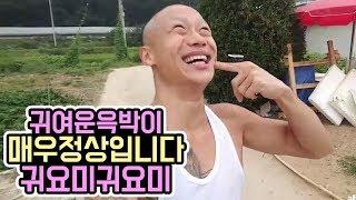 윽박::[항마력필요] 귀여운윽박이 귀요미귀요미 여주대스타 빡빡이 일상 (eugbak cute)