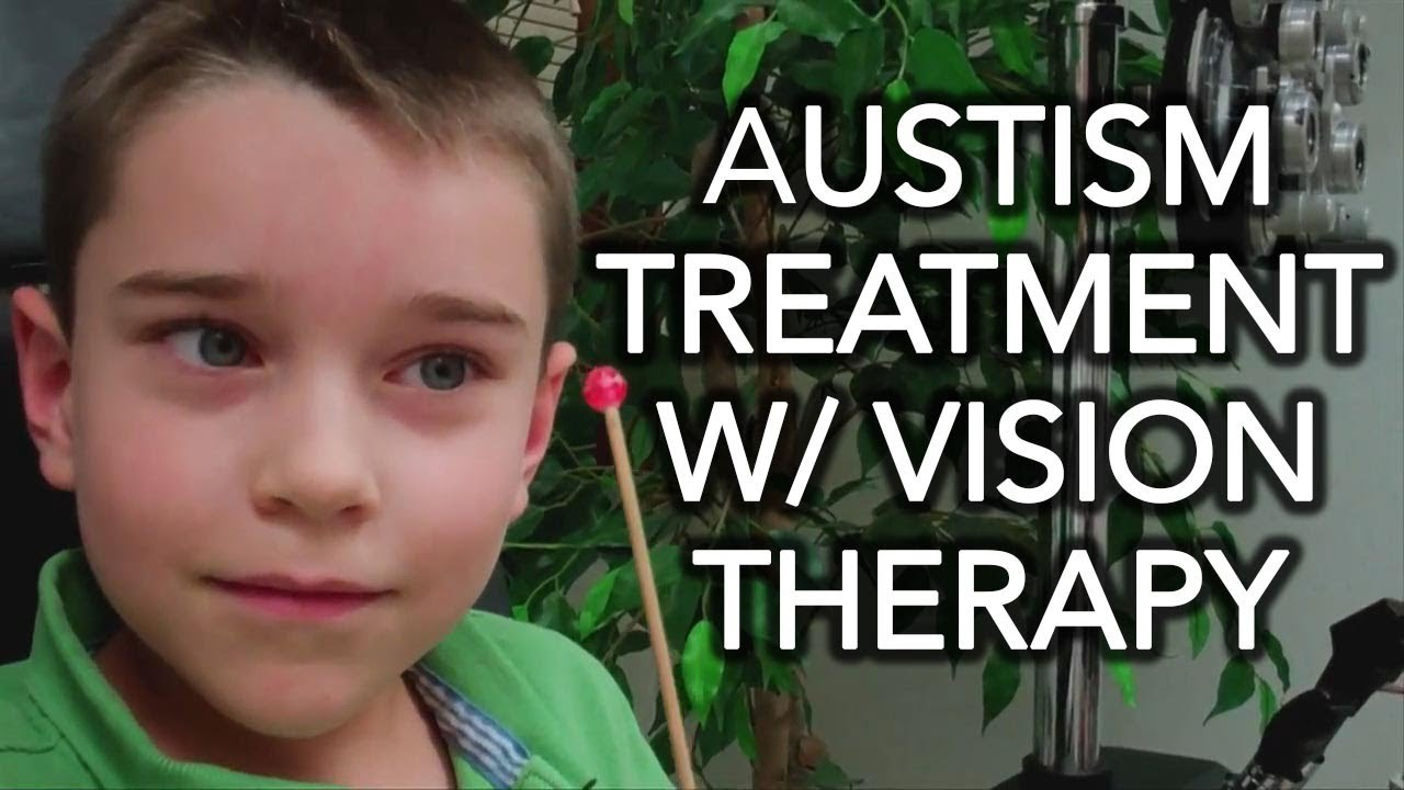 Kids With Autism Quick To Detect Motion >> Treatment Of Autism Spectrum Disorders With Vision Therapy Eye