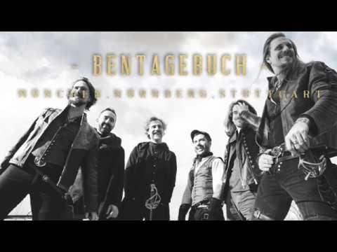 Bentagebuch - München, Nürnberg, Stuttgart
