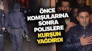 Bursa'da Dehşet! Herkese Kurşun Yağdırdı