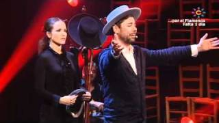Homenaje de Miguel Poveda a los grandes del Flamenco