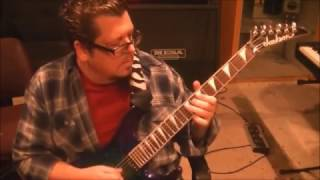 How to play Seek And Destroy by Metallica on guitar by Mike Gross