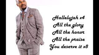 You Deserve It JJ Hairston Lyric Video