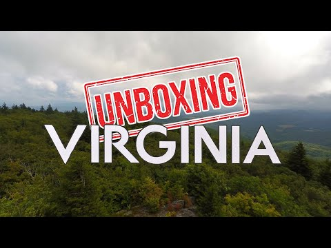 UNBOXING VIRGINIA: What It's Like Living in VIRGINIA