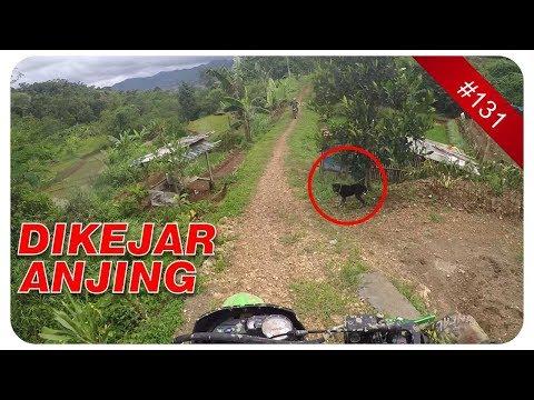 DIKEJAR ANJING GALAK! | ENDURO VLOG | EVENT TS OWNWER SUKABUMI (PART 4-END)