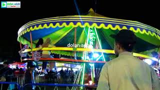 OMBAK BANYU Sampai Bikin Jerat Jerit di Pasar Malam   Sekaten Jogja 2017