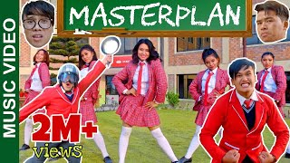 The Cartoonz Crew | Master Plan | Sundar VKT & Melina Rai (Official Music Video)