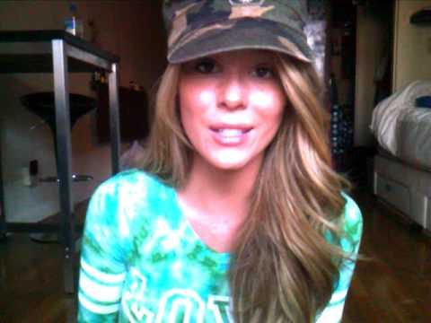 Leah Renee: Video Blog  4 April 10th, 2009