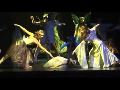 Nightmare Ballet from Avalon: A Steampunk Musical Romance