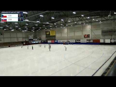 Czech Republic - Slovakia (WCS 2019)