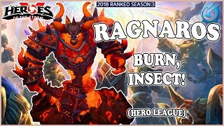 Grubby | Heroes of the Storm - Ragnaros - Die, INSECT! - HL 2018 S3 - Alterac Pass
