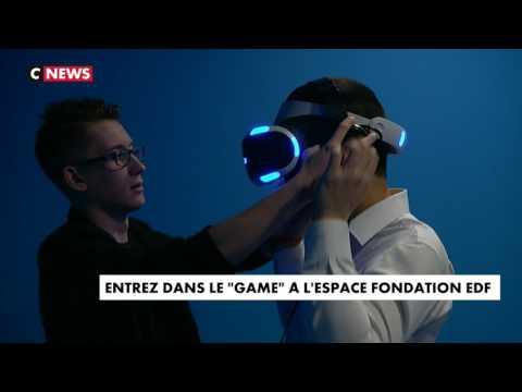 Une exposition sur le jeu vidéo ouvre ses portes à Paris