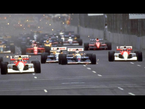 Formula one Grand Prix - Phoenix Weekend 1991
