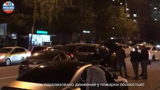 Фото Новости Москва и МО - Видное встало из-за ДТП