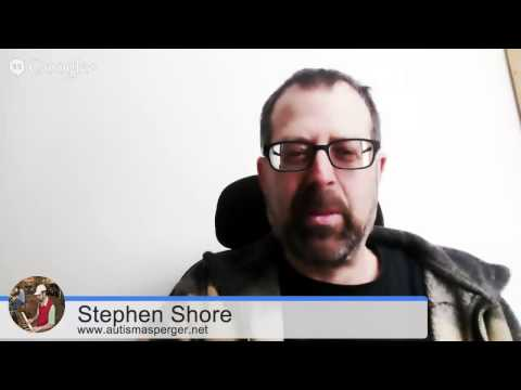Inside the Spectrum Episode 12 with Stephen Shore