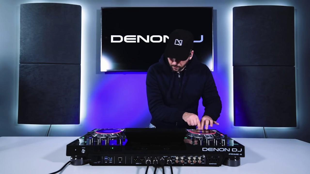 Denon DJ Prime 4 Performance Video – Ethan Leo
