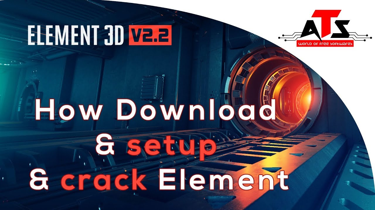 Element 3d for after effects cc 2017 mac