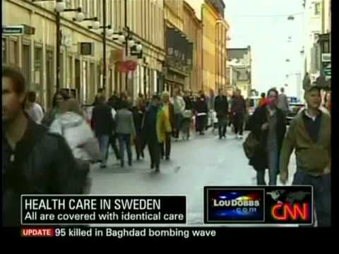 Sweden's Health Care System (ARCHIVE)