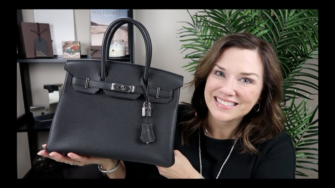 af3dbcd54c87 My Hermes Birkin Reveal and Story - YouTube