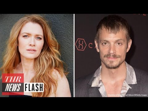 Joel Kinnaman, Mireille Enos of 'The Killing' Reuniting for Amazon's 'Hanna'   THR  Flash