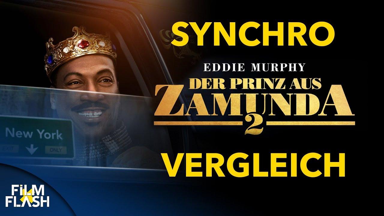 Der Prinz Aus Zamunda 2 Trailer Mit Der Stimme Von Christopher Karatsonyi Filmflash Youtube