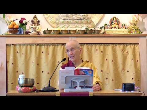 27 Samsara, Nirvana, and Buddha Nature: Fetters and Pollutants 07-09-21