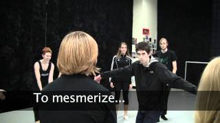 Gambar cover Acting Class Warm Up Exercise- The Wave