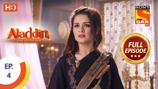 Aladdin  - Ep 4 - Full Episode - 24th August, 2018