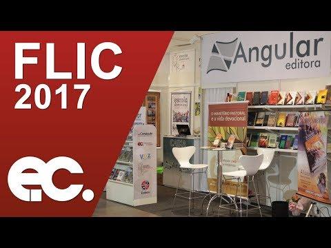 Angular editora promove programação na FLIC 2017