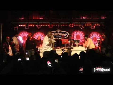 Big Daddy Kane and Biz Markie - Just Rhymin' With Biz, Live at Juice Crew Reunion Show (12.29.2016)