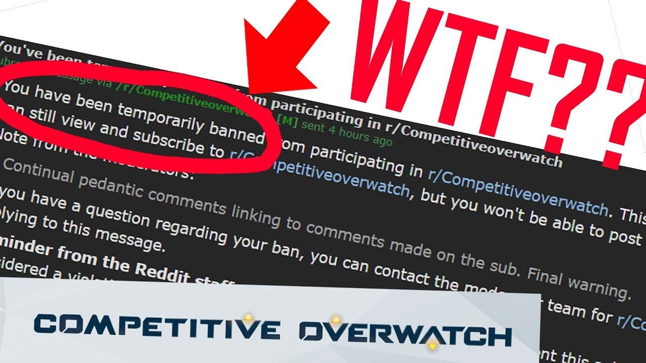 Overwatch subreddits