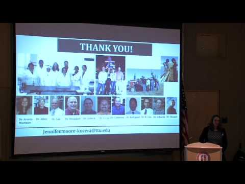 "CSC Seminar 2014: Jennifer Moore-Kucera ""Soil Microbes as Key Players in Climate Change"""