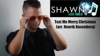Text Me Merry Christmas