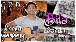Download Lagu Chord Gitar Gampang Bila Candy Tutorial By Siki Herman Bagi Pemula MP3
