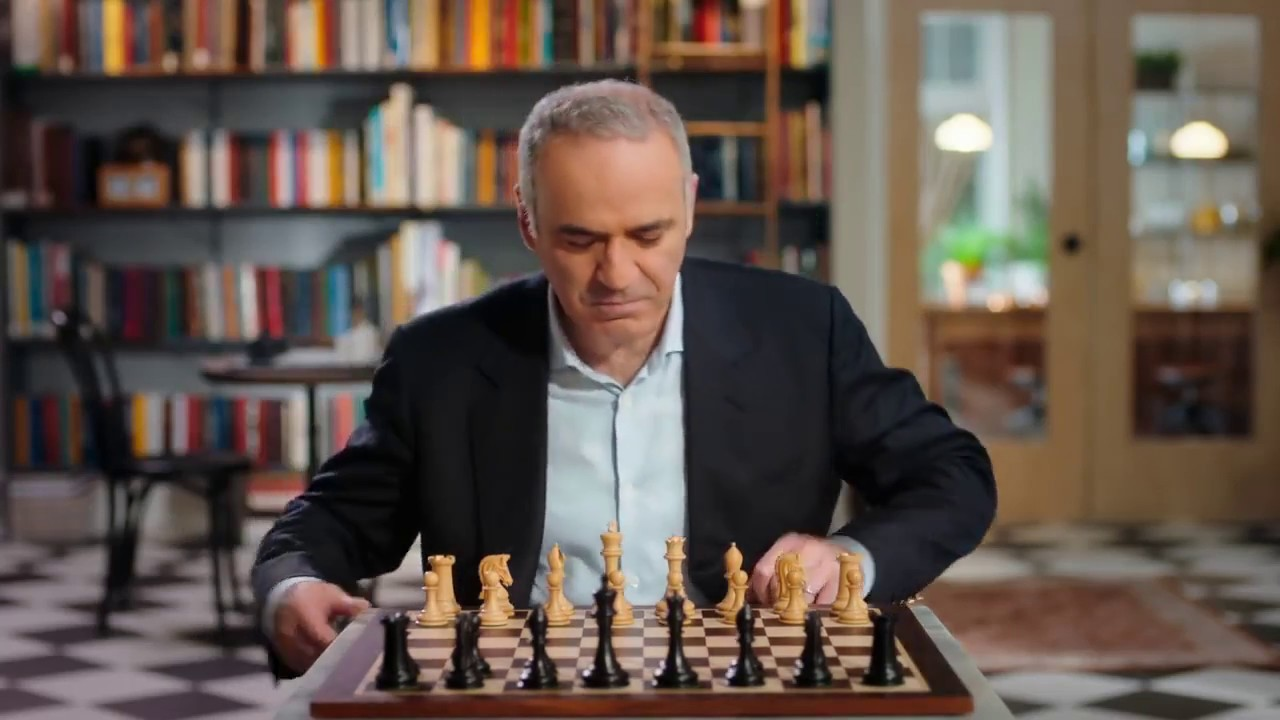 Garry Kasparov Teaches Chess Official Trailer - YouTube
