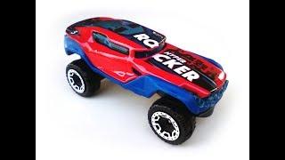 2020 Hyper Rocker Hot Wheels diecast off road car model