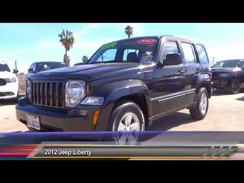 2012 Jeep Liberty VAN NUYS LOS ANGELES SAN FERNANDO VALENCIA CANOGA PARK uc112230t
