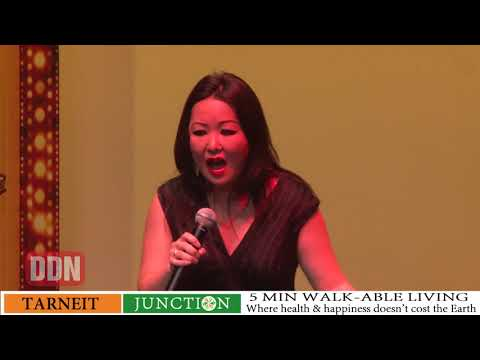 Chinese Songs by singer Grace Liu at Sawan Spring Multicultural Festival 2017