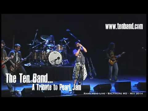 The TEN Band - GIVEN TO FLY - Live At Rams Head