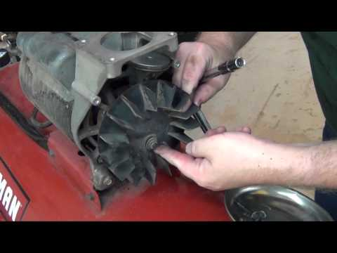 CRAFTSMAN Oil Free Air Compressor Repair / Rebuild