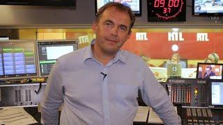 Portrait du réalisateur de RTL Matin