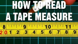 Download How to read a Tape Measure Mp3 and Videos
