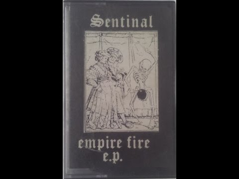 Sentinal - Empire Fire EP (1987 Brisbane Band)