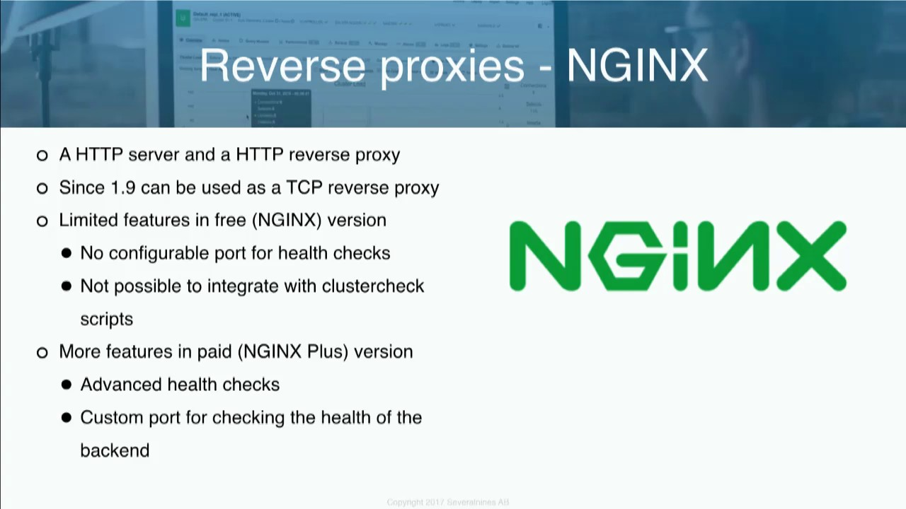 MySQL Load Balancers - MaxScale, ProxySQL, HAProxy, MySQL Router & nginx -  a close up look